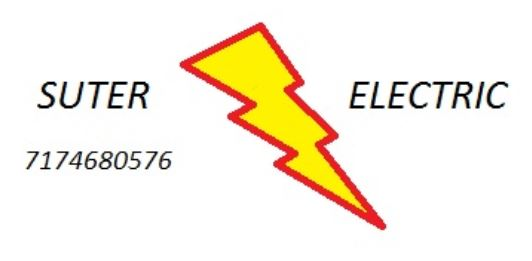 Thank you to Suter Electric for sponsoring our teams this spring.